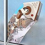 April Story Limpiador de Ventanas Magnético para El Grosor del Vidrio: 15-26Mm Panel Vidrio Interior Y Exterior Doble O Triple Acristalamiento Limpieza Lado