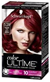 Schwarzkopf Color Ultime Permanent Hair Color Cream, 5.29 Vintage Red (Packaging May Vary)