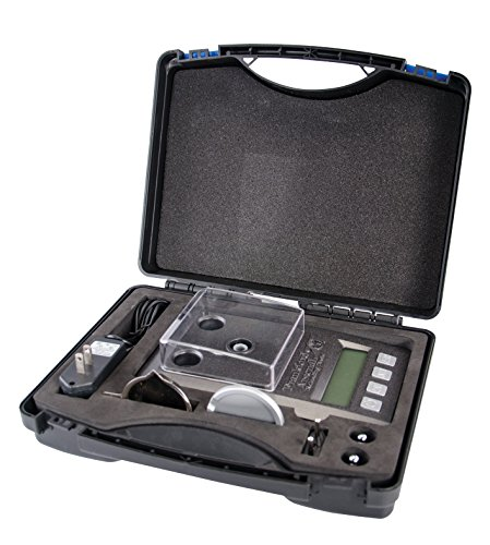 Frankford Arsenal Platinum Series Precision Scale with LCD Display and Case for Reloading