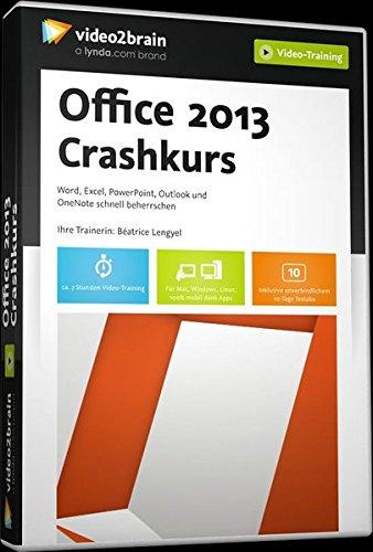 Office 2013 Crashkurs [import allemand]