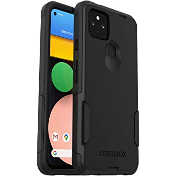 OtterBox Commuter Series Case for Google Pixel 4a 5G (5G ONLY, not Compatible with 1st gen Pixel 4a) - Black (77-81030)