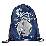 Etryrt Prämie Turnbeutel,Sporttaschen, Wasabi Lightweight Drawstring Bag Sport Gym Backpack Gym Bag for Men and Women