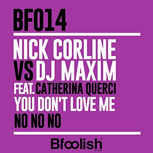 Dj Maxim & Nick Corline feat. Catherina Querci