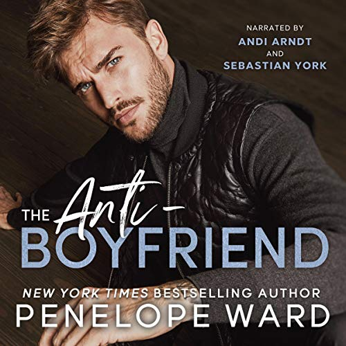 Couverture de The Anti-Boyfriend