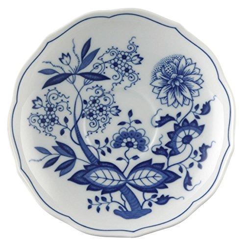 Hutschenreuther 02001-720002-14641 Zwiebelmuster Tee-Untertasse, 14 cm, blau
