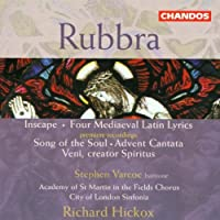 Rubbra: Choral Works - Inscape etc (2000-10-13)