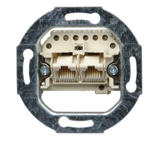 Kopp 115400186 Anschlussdose, UAE 2 x parallel