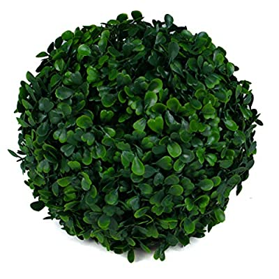 Topiary Ball - Artificial Topiary Plant - Wedding Decor - Indoor/Outdoor Artificial Plant Ball - Topiary Tree Substitute