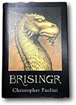 Rare Brisingr Inheritance Cycle Book 3 by Christopher Paolini 2008 1st Edition HC