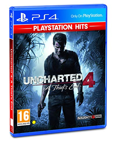 Uncharted 4: A Thief's End PS4 [