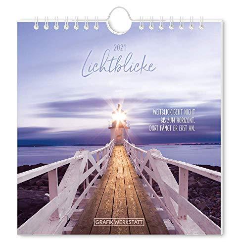 """Postkartenkalender 2021 """"Lichtblicke"""""""