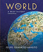 The World: A Brief History, Combined Volume