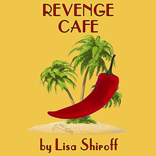 Revenge Cafe audiobook cover art