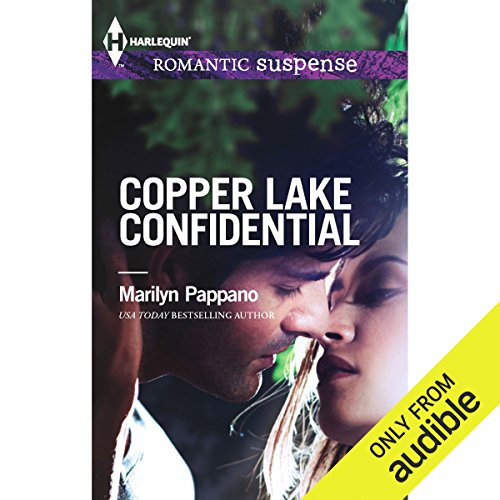 Copper Lake Confidential audiobook cover art
