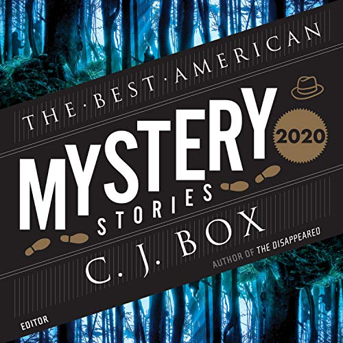 The Best American Mystery Stories 2020  By  cover art