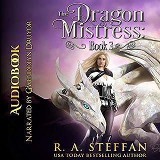 The Dragon Mistress: Book 3 audiobook cover art