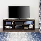 Prepac Sonoma 72 Inch TV Stand, 72', Espresso