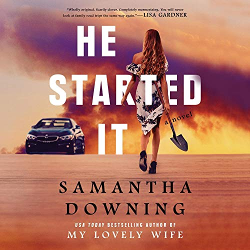 He Started It cover art
