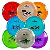 Viking Discs Storm Disc Golf Set – 8 discos de frisbee para...