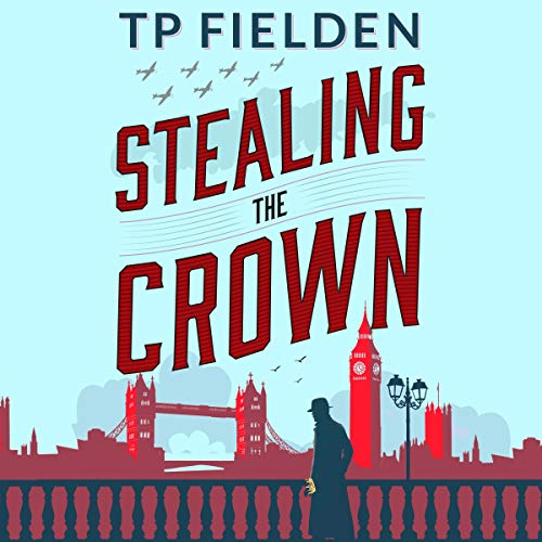Stealing the Crown: A Guy Harford Mystery, Book 1