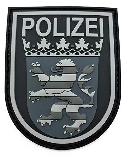 Polizei Hessen Black Ops Rubberpatch
