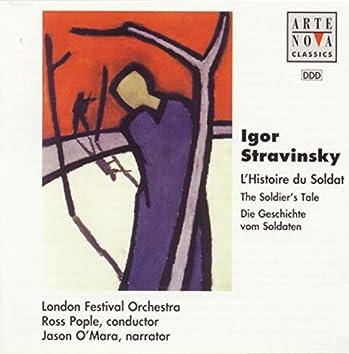 Stravinsky: Pulcinella/Soldier's Tale