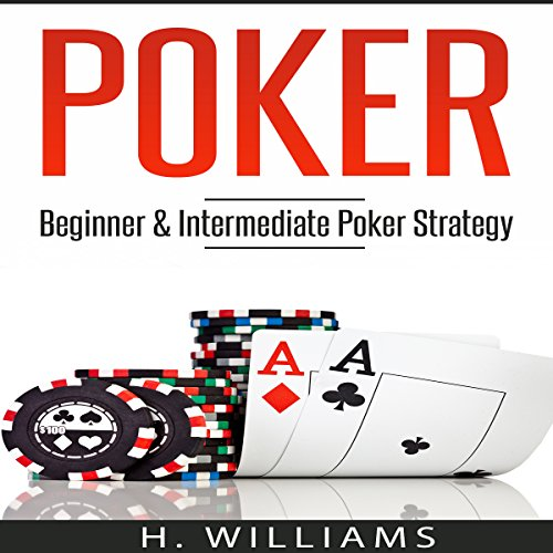 Poker audiobook cover art