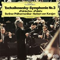 チャイコフスキー:交響曲第3番