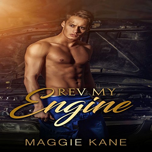 Rev My Engine audiobook cover art