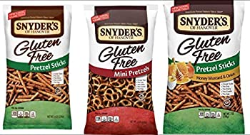 Snyder's of Hanover Gluten Free Pretzel variety pack