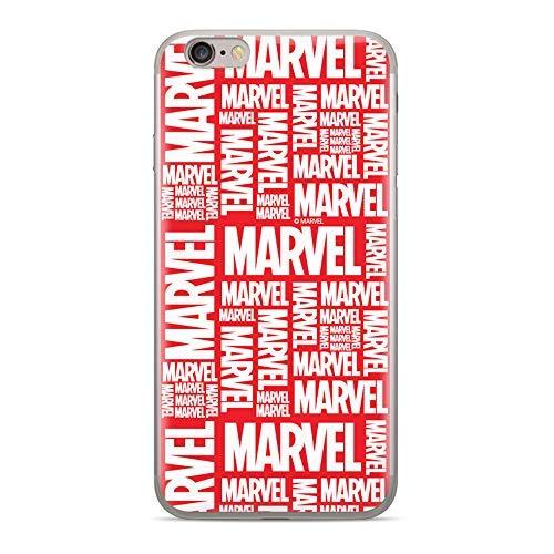 Finoo Custodia compatibile per iPhone 5/5S/SE – Marvel Custodia con motivo e protezione ottimale in silicone TPU – Cover protettiva – Marvel