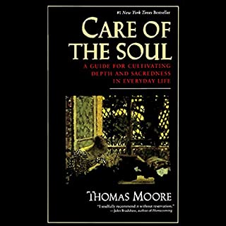 Care of the Soul audiobook cover art