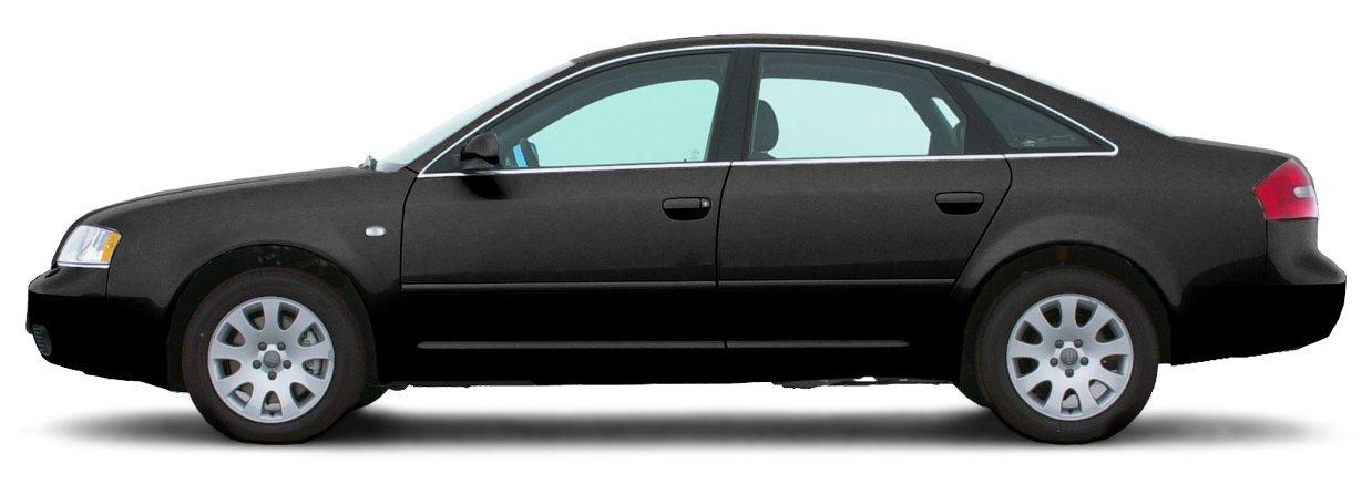 ... 2001 Audi A6, 4-Door Sedan Automatic Transmission