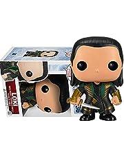Pop Marvel : The Avengers : Loki #36 actionfigurer staty samla modellleksaker som gåvor för barn, flerfärgad 10 cm