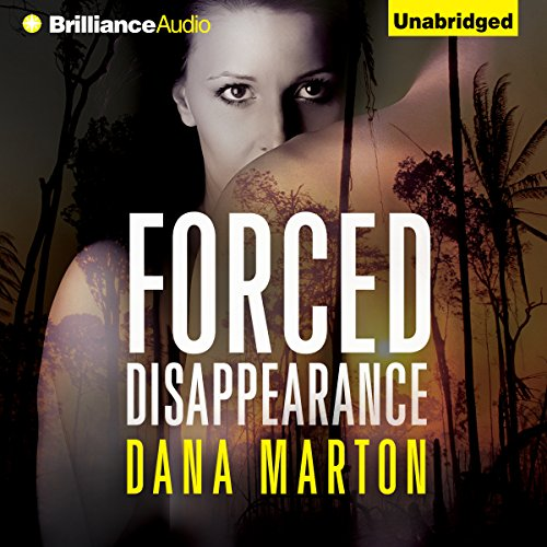Forced Disappearance audiobook cover art