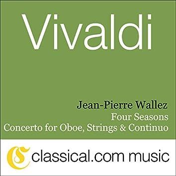 Antonio Vivaldi, The Four Seasons: Spring In E Major, Rv 269 / Op. 8 No. 1