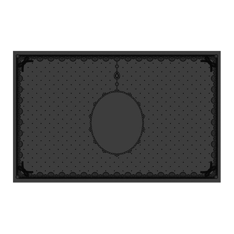 哲学的ベンチャー池シリコンマット(表面コート)ブラック