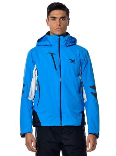 Salewa Skijacke Westray PTX PRL blau/schwarz XL