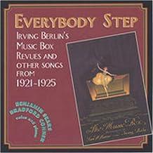 Everybody Step: Berlin Music Box 21-25