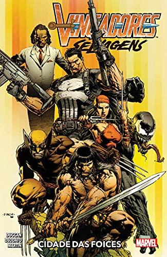Vingadores Selvagens vol. 1