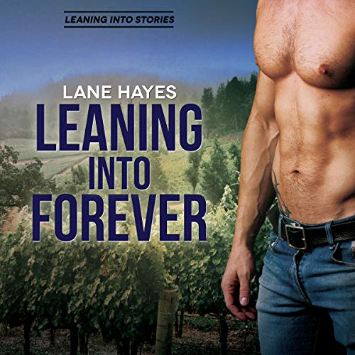 Leaning into Forever audiobook cover art