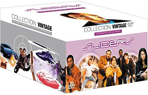 L'intégrale Sliders en DVD
