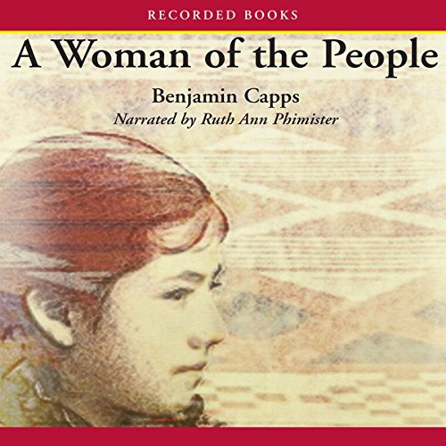 A Woman of the People audiobook cover art
