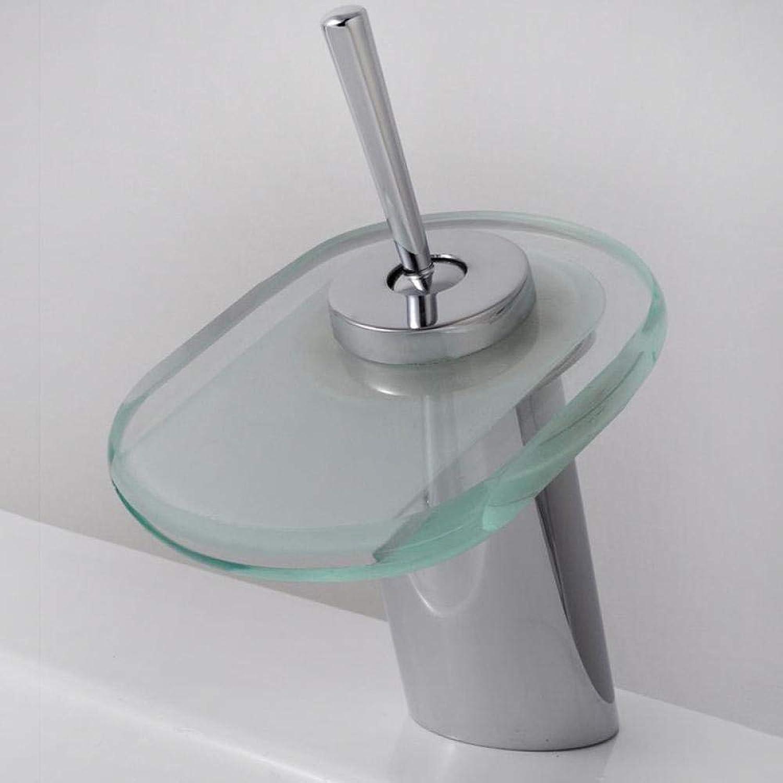 Wasserhahn Chrom Waschbecken Waschbecken Wasserhahn_Spiral Waschbecken Wasserhahn Temperaturregelung Farbe Glas Wasserhahn