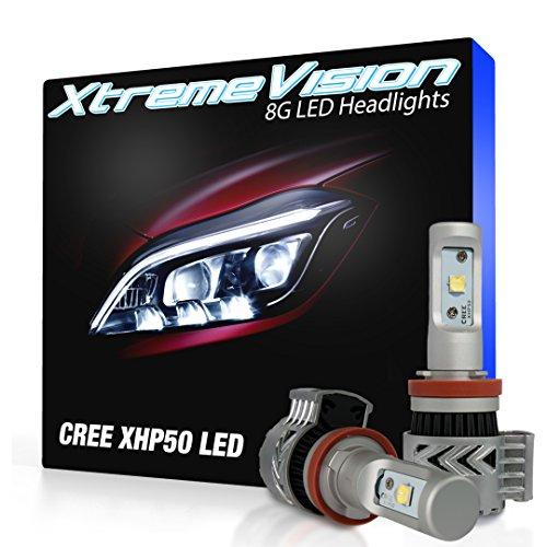 XtremeVision 8G 72W 12,000LM LED Bulb   Amazon