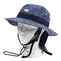 クイックシルバー(水着)(QUIKSILVER) クイックシルバーハットAMPHIBIAN UV HAT【ネイビー(NVY)/フリー】