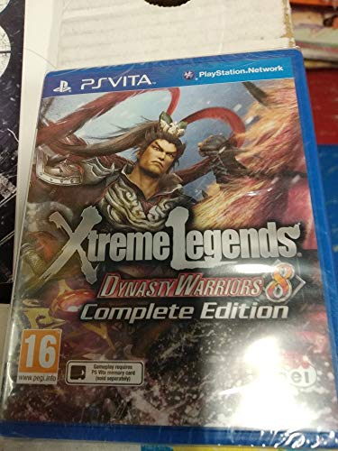Dynasty Warriors 8 - Xtreme Legends - Complete Edition [PEGI]
