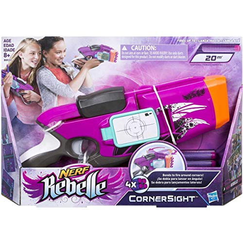 NERF Rebelle CornerSight Blaster (Pink)