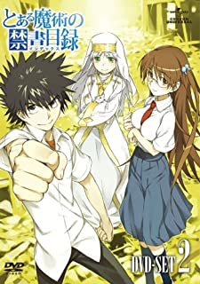 A Certain Magical Index < gt; SET2 JAPANESE EDITION