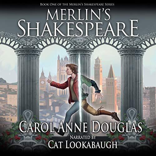 Merlin's Shakespeare  By  cover art